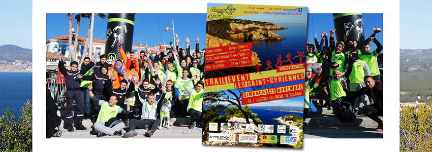 Trail EventLes Saints Cyriennes